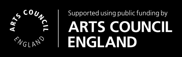 Supported using public funding by Arts Council Funding